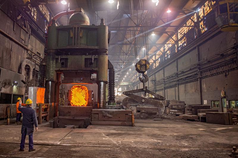 Home - Finkl Steel
