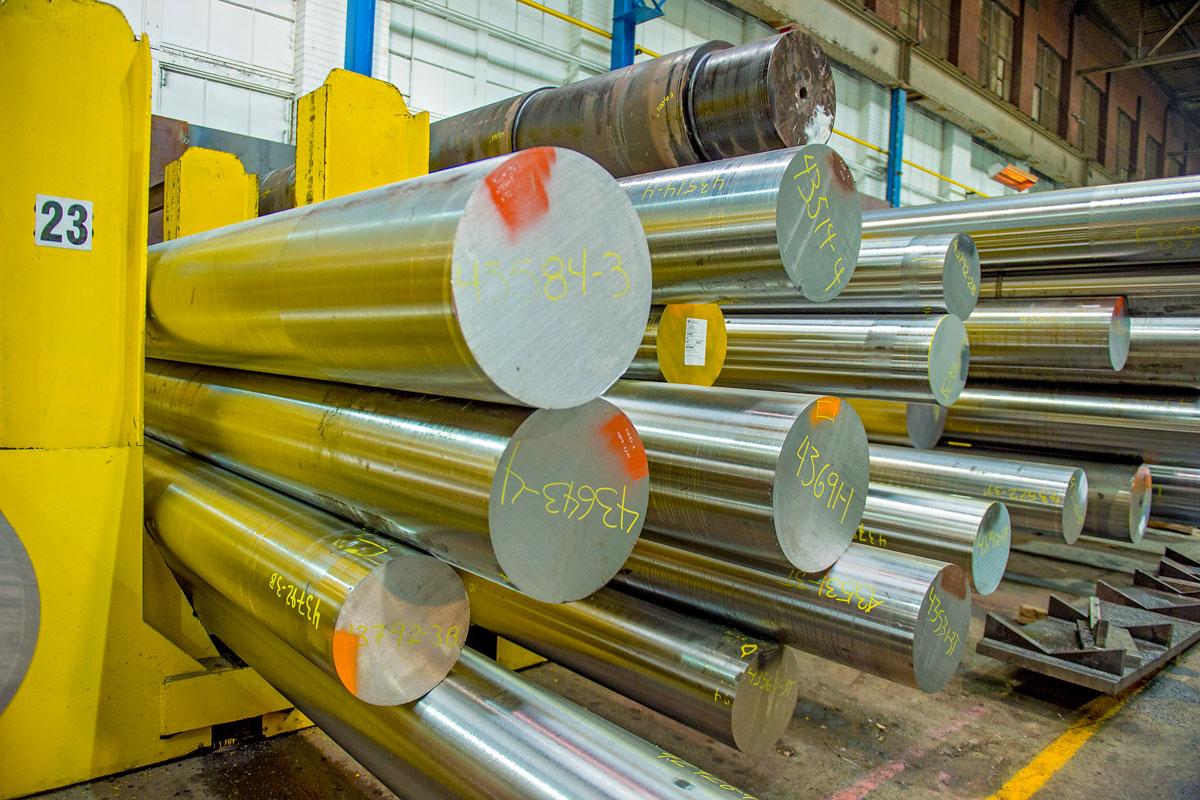 Bars & Custom Forgings - Finkl Steel